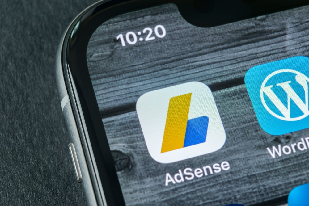 Google AdSense approval checklist