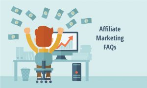Affiliate marketing - frequently asked questions