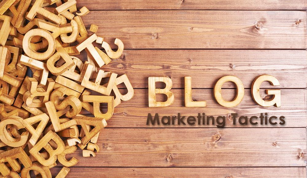 blog promotion marketing tactics