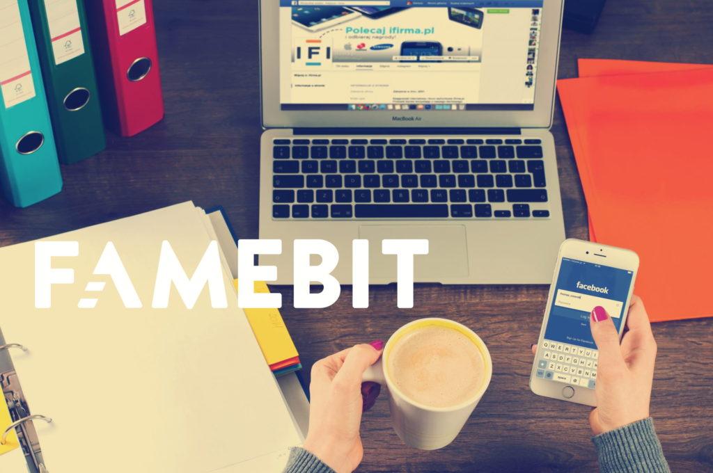 Famebit social media make money