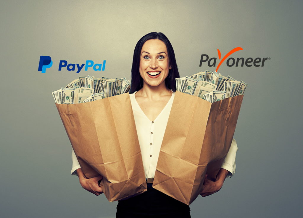 PayPal or Payoneer Make More Money