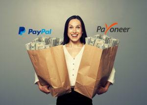 PayPal or Payoneer Make More Money