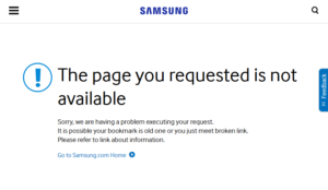 404 error simple message