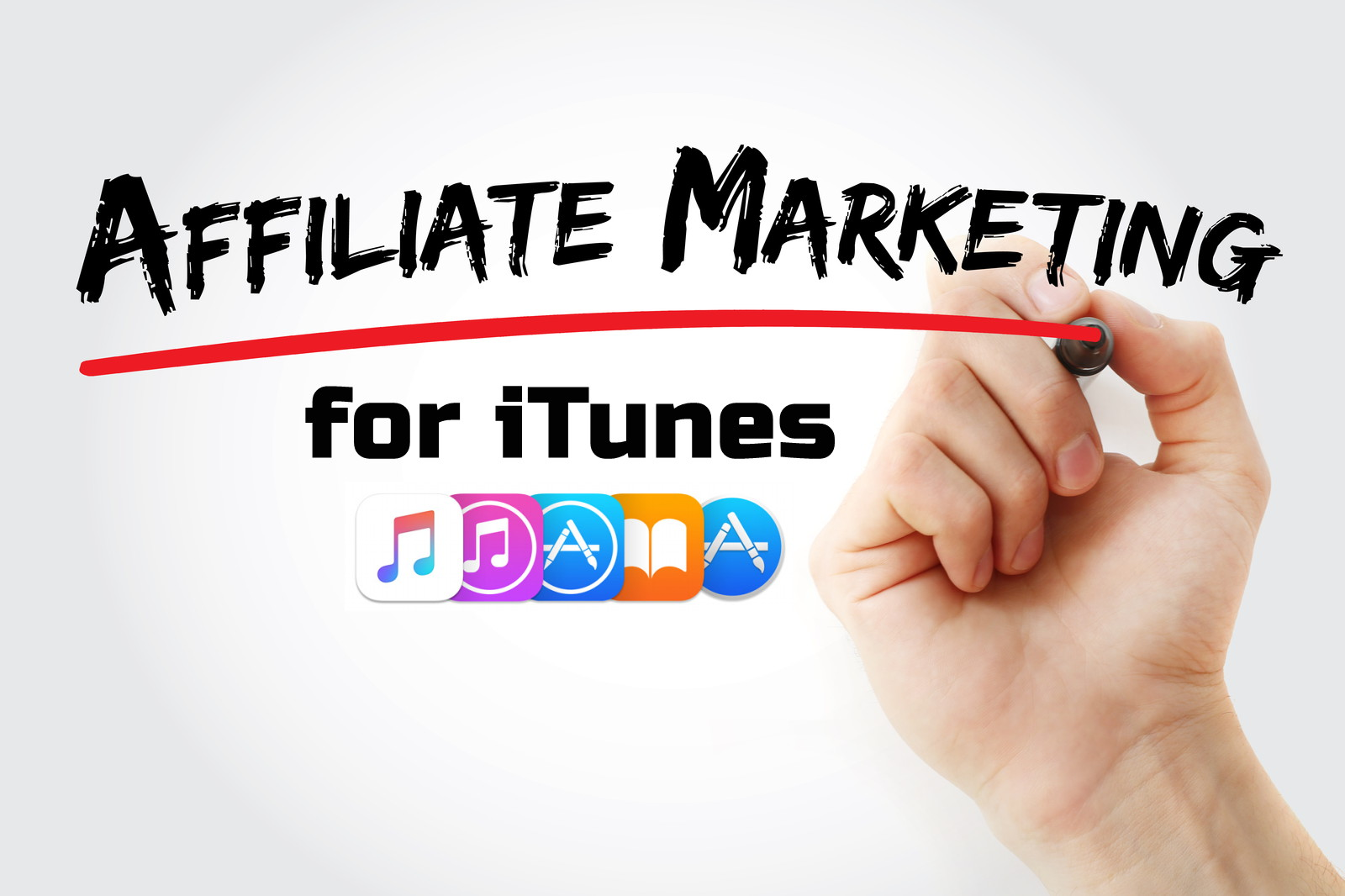 iTunes affiliate marketing