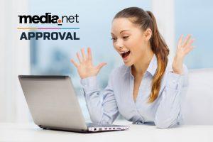 Media.Net approval