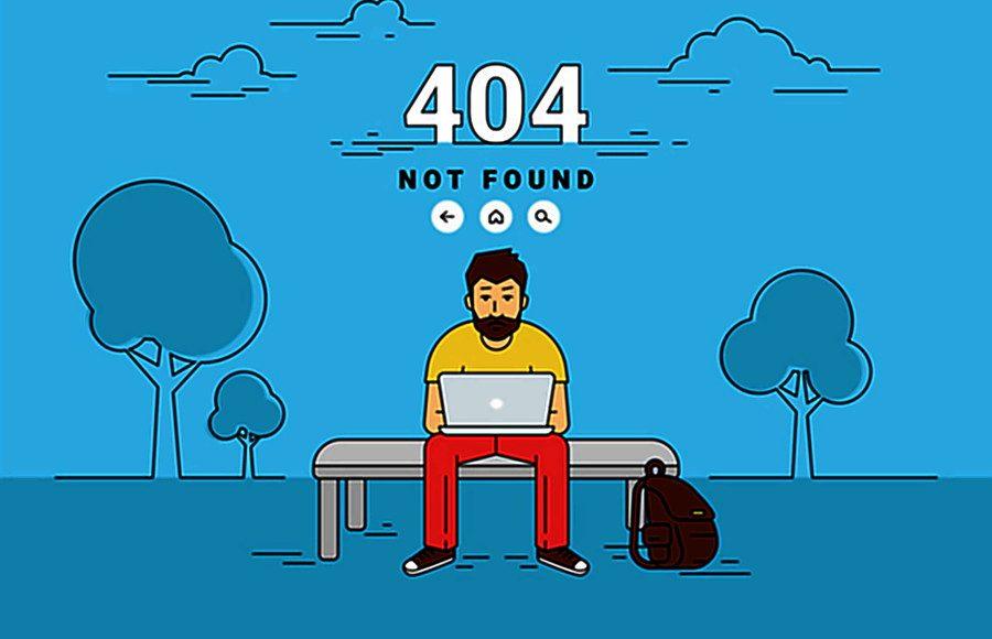 optimize 404 error