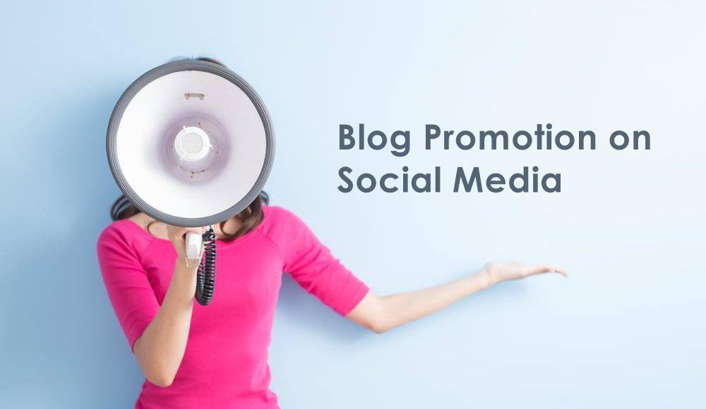 social media blog promotion